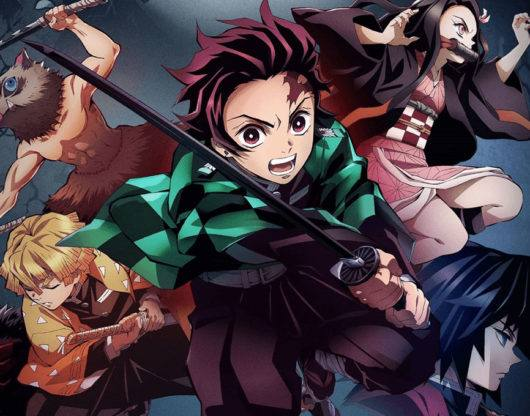 Demon Slayer 2 temporada