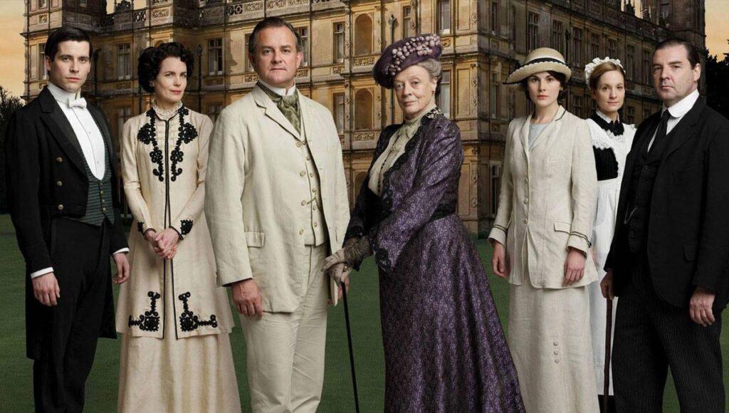 Downton Abbey 2 filme