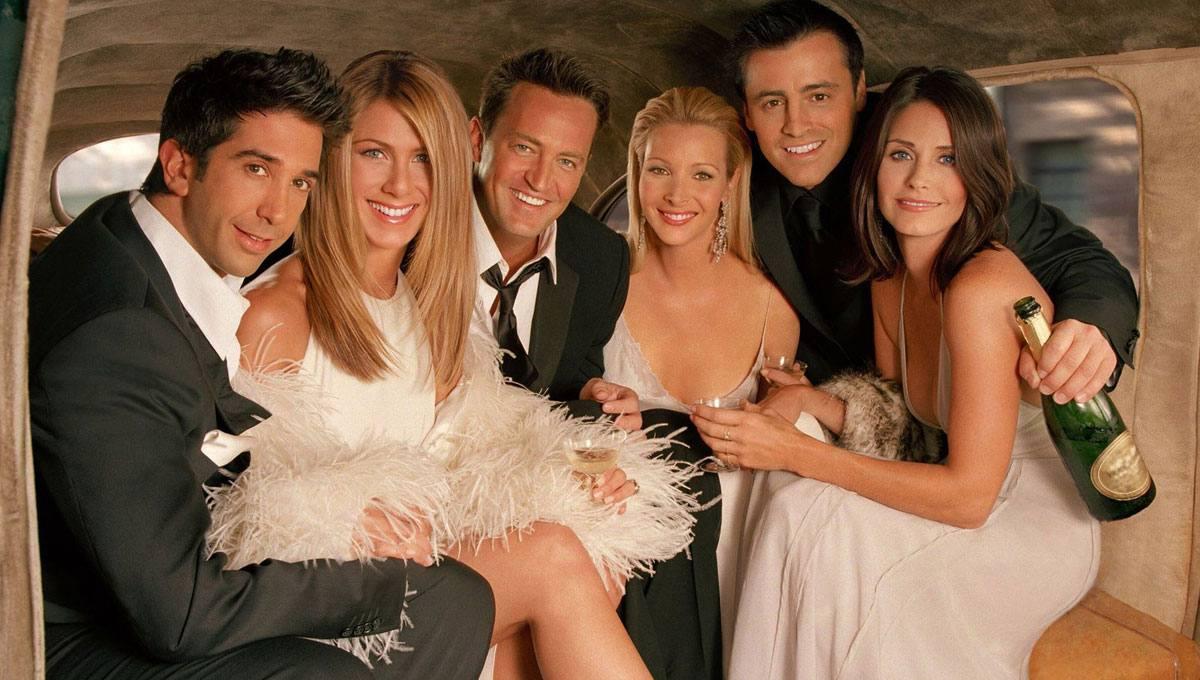 Friends final série TV Brasil