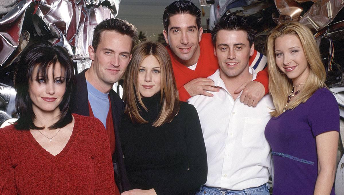 Friends episódio especial data