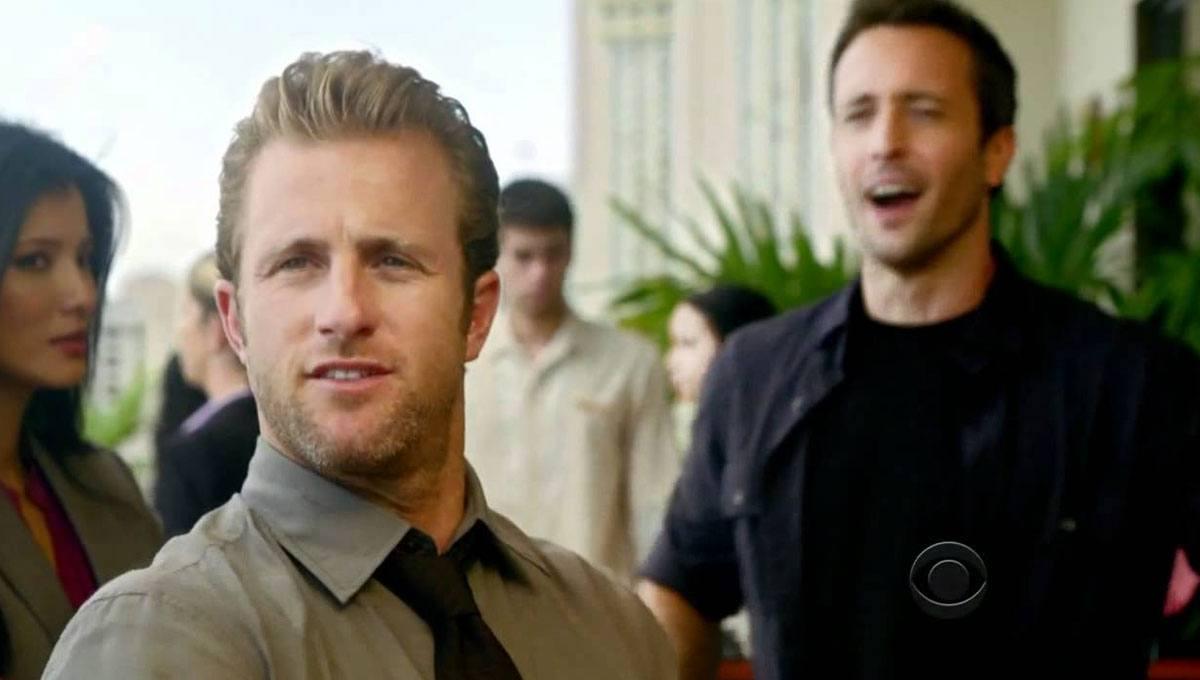 real motivo que fez Danny desaparece Hawaii Five-0