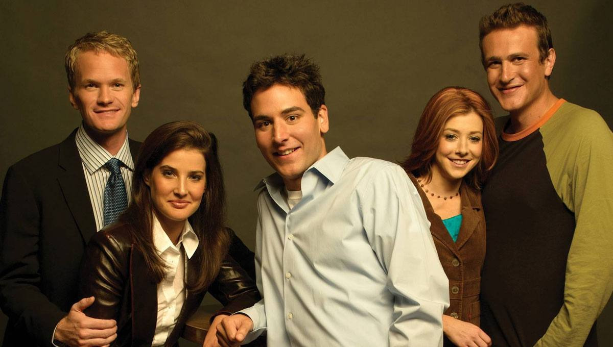 How I Met Your Mother Globoplay