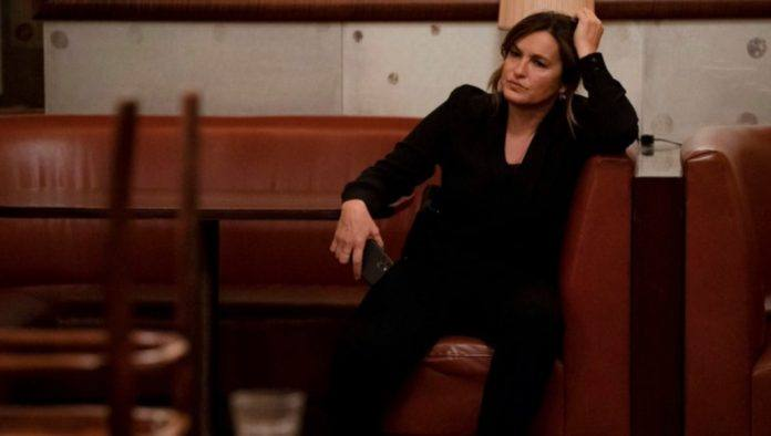 In the Year We All Fell Down, Law & Order: SVU