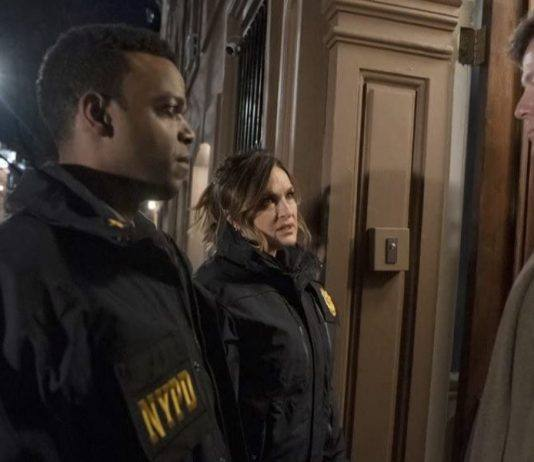 Our Words Will Not Be Heard, Law & Order: SVU
