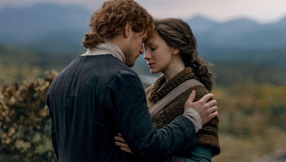Outlander 5 temporada Netflix