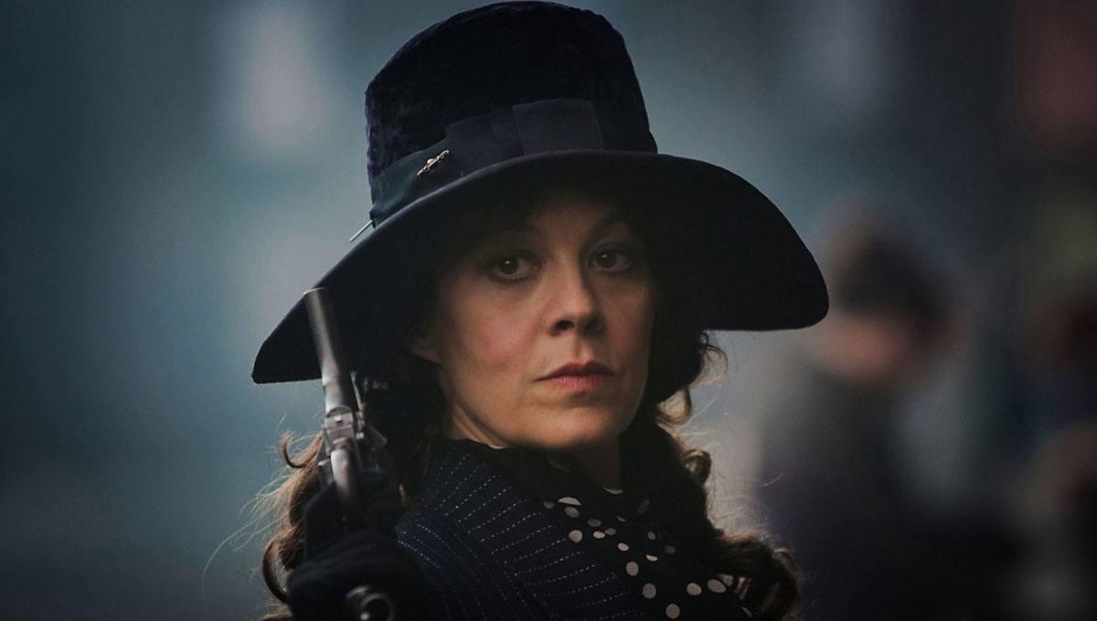 Peaky Blinders atriz morre aos 52 anos