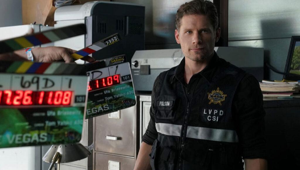 CSI Vegas volta de grissom