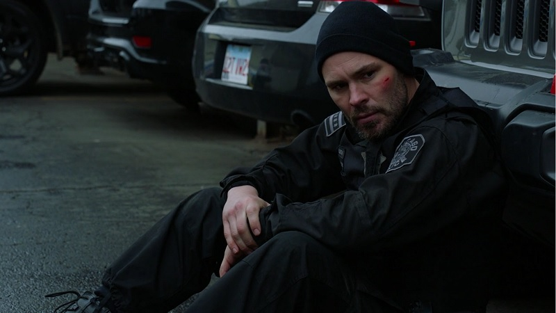 Chicago PD 8x16