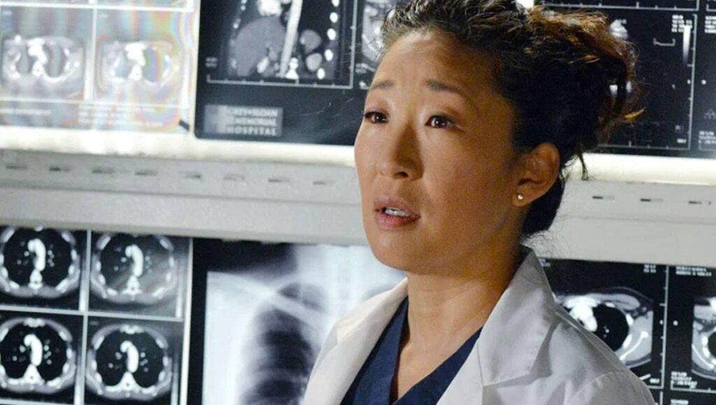 Cristina volta Greys Anatomy