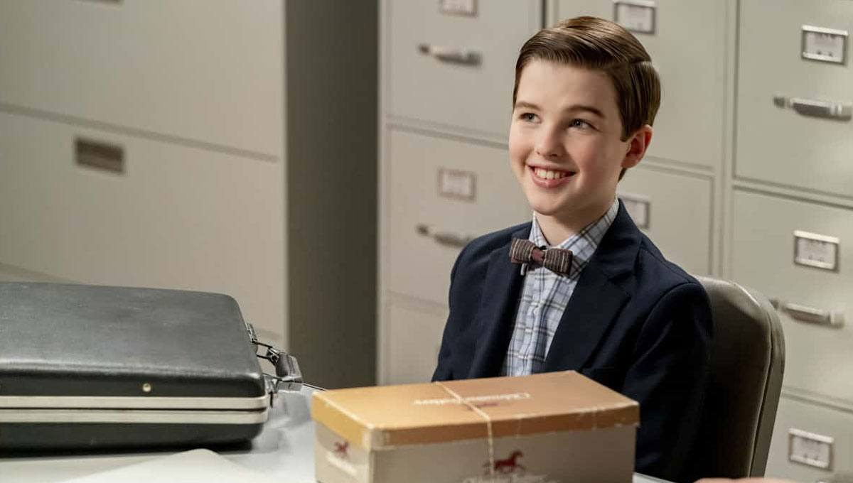 Crítica Young Sheldon 4x14