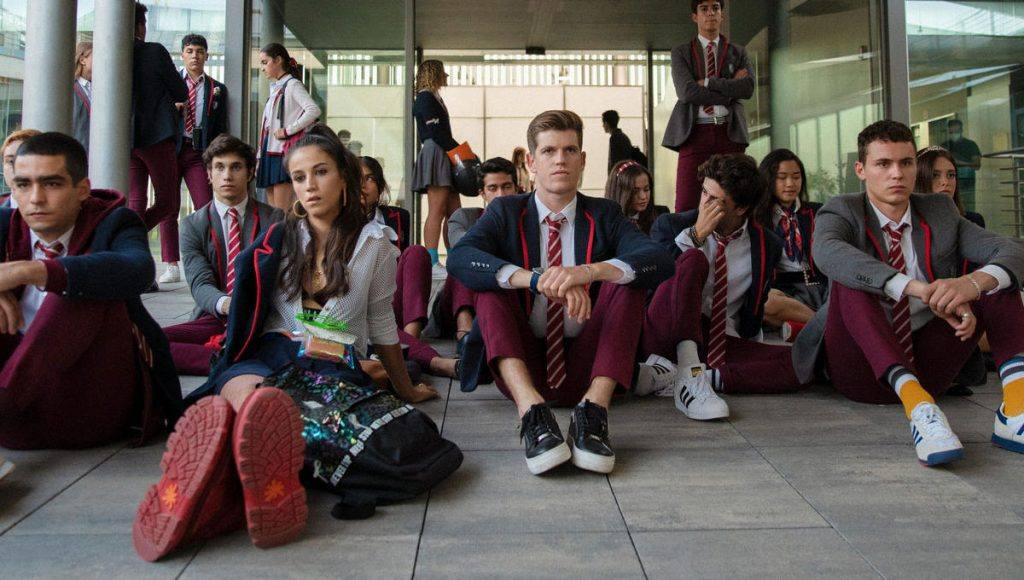 Elite Lupin Lançamentos Netflix Junho 2021
