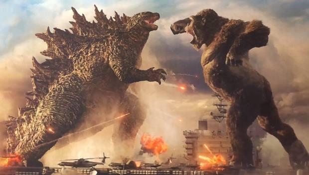 Godzilla vs. Kong, WarnerMedia