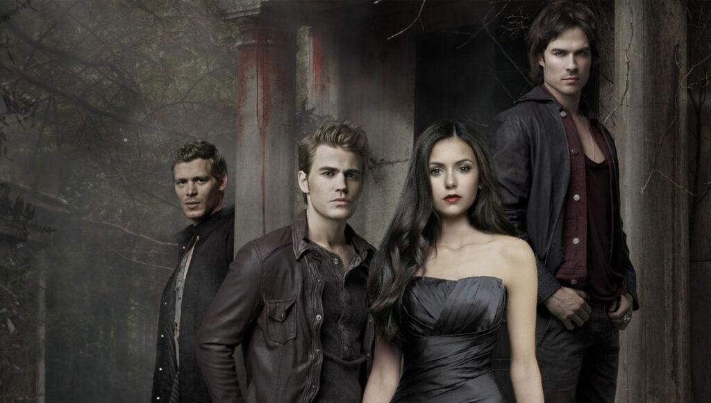 Nova The Vampire Diaries Netflix