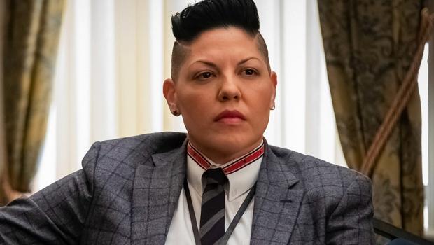 Sara Ramírez, Madam Secretary, Law & Order: SVU
