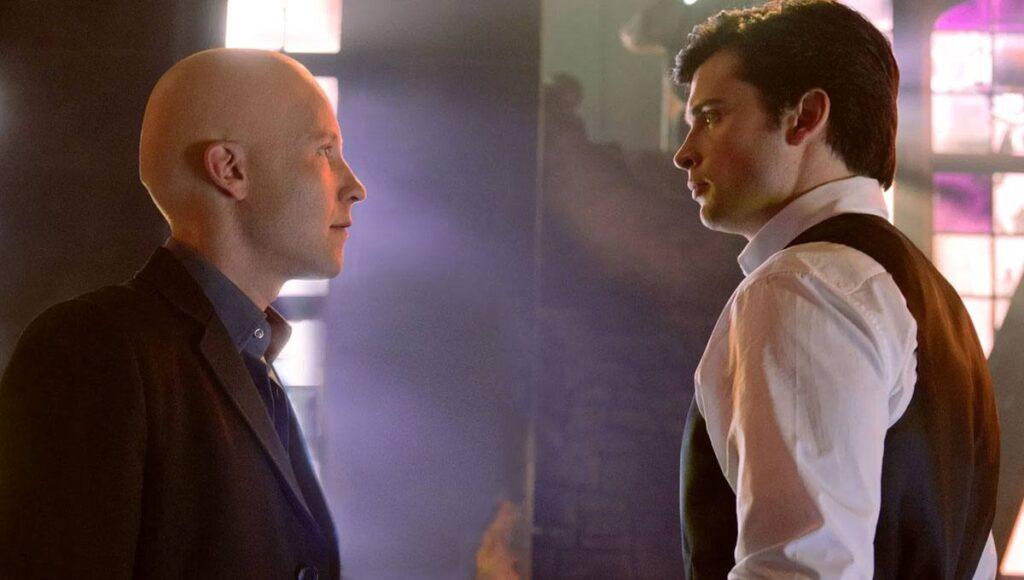 Smallville 10 anos revelado segredo