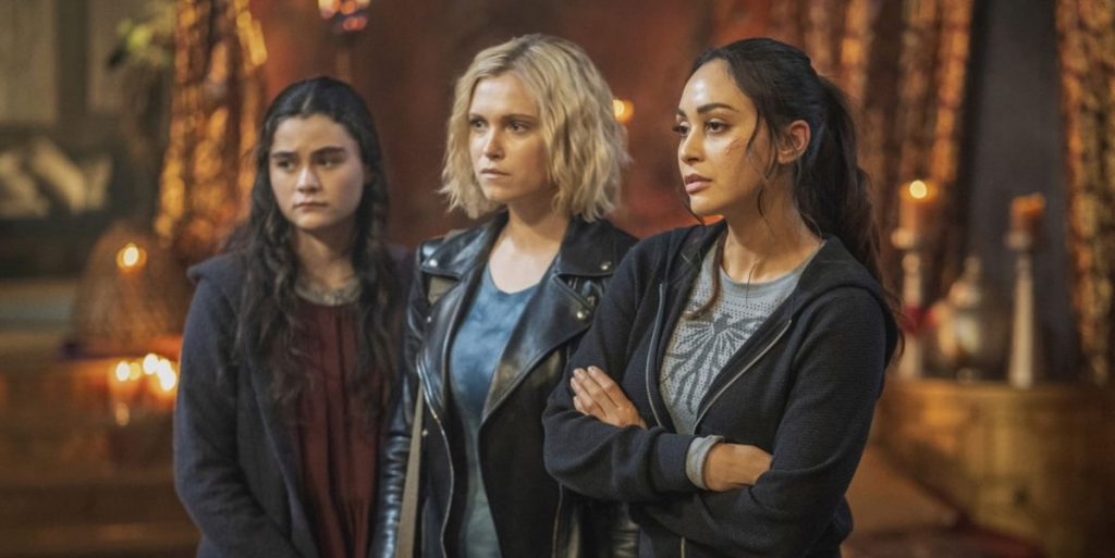 The 100 spin-off