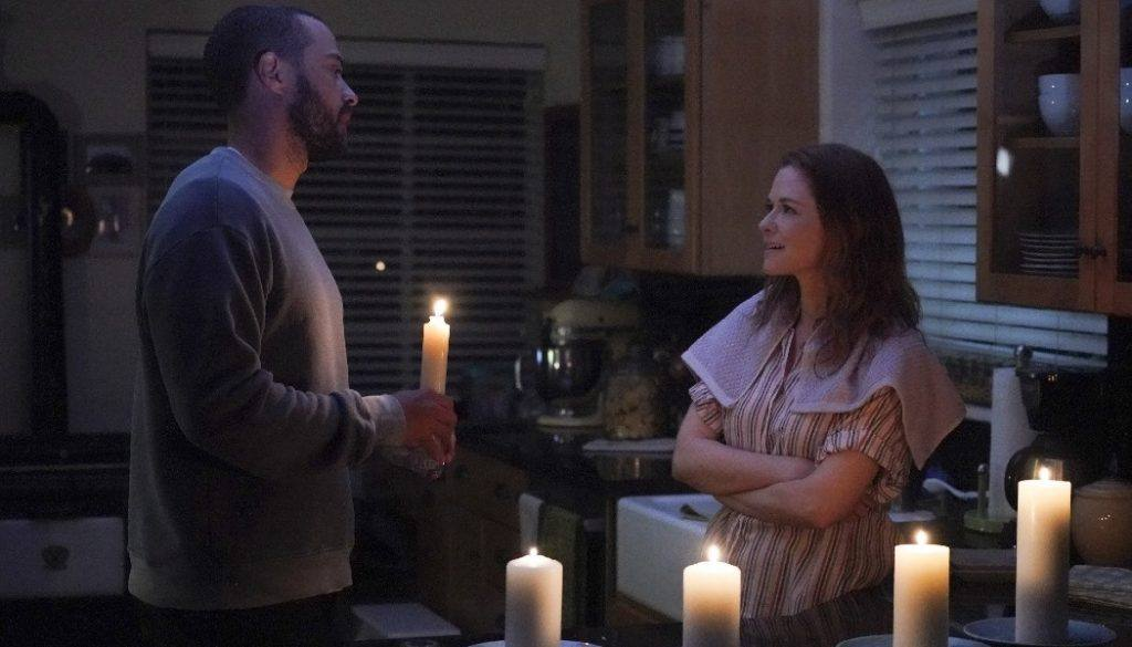 Japril em cena de Grey's Anatomy