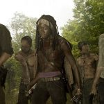 Atriz the Walking Dead the boys