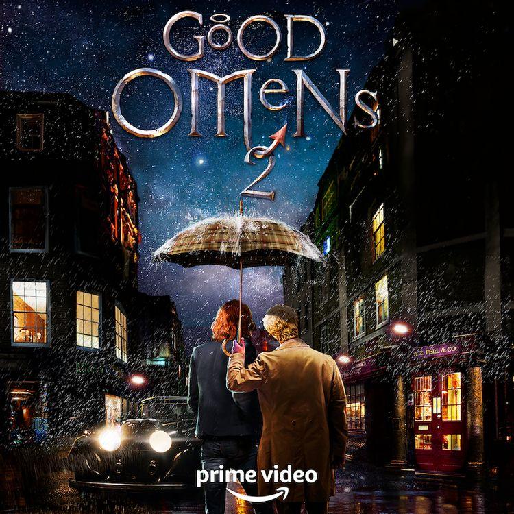 Good Omens 2 temporada