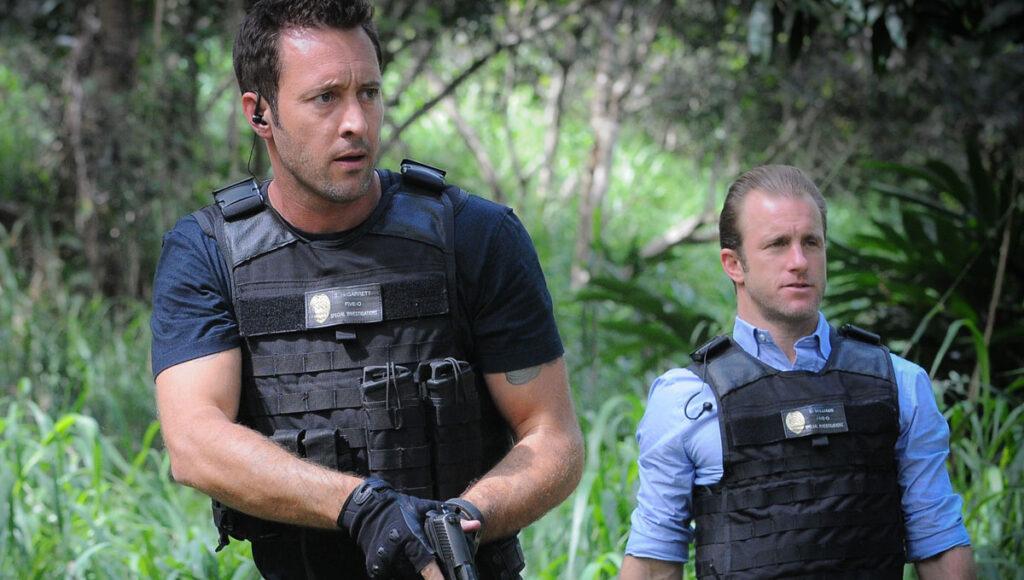 Hawaii Five-0 série