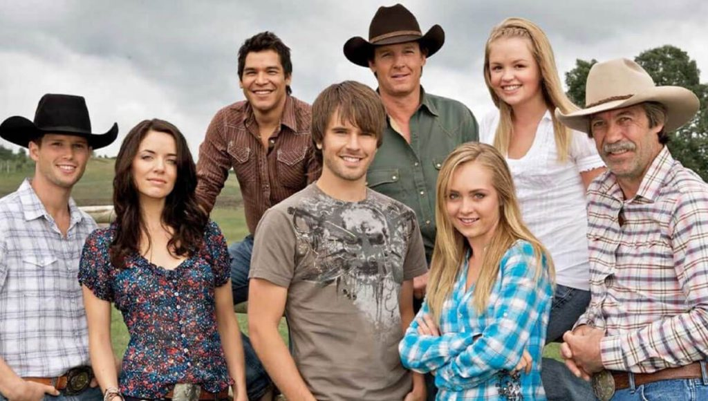 Heartland 14 temporada