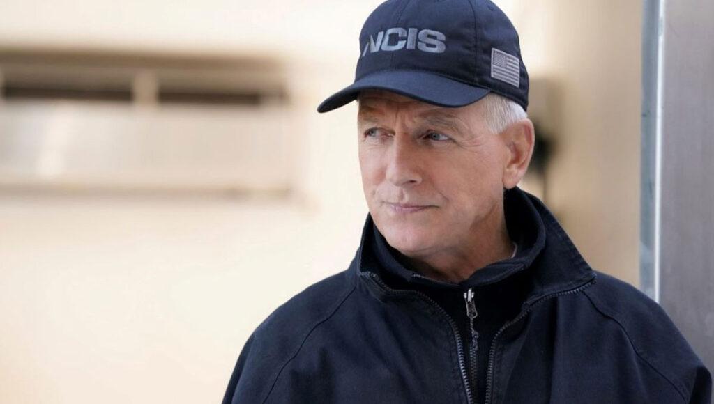 NCIS saída Gibbs