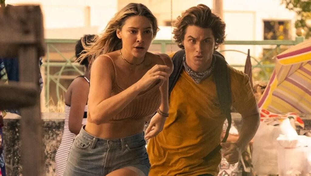 Outer Banks 2 temporada trailer data