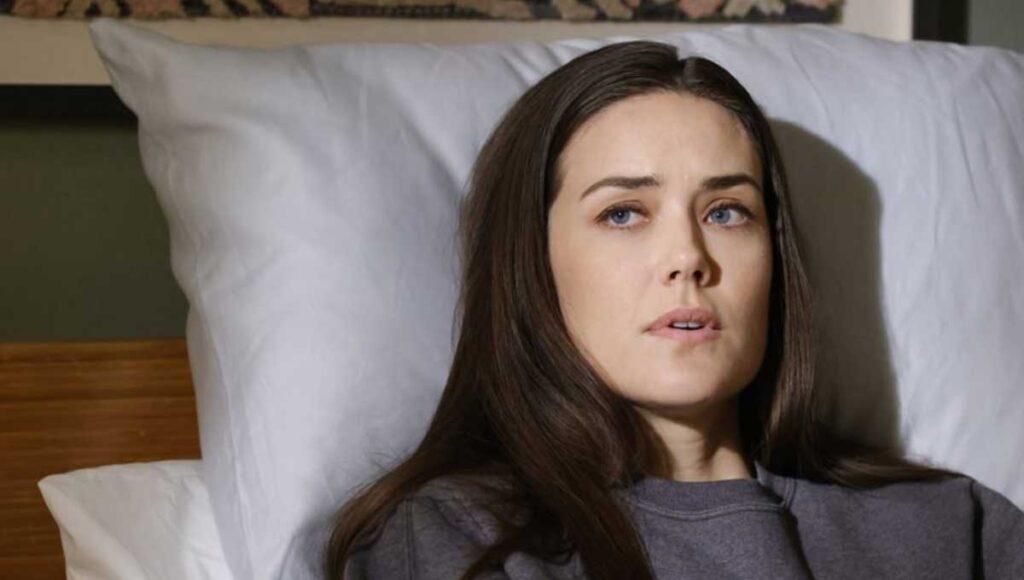 The Blacklist Liz saiu 8 temporada