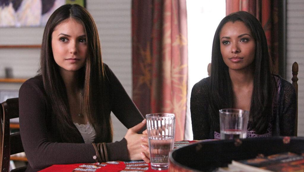 The Vampire Diaries atrizes