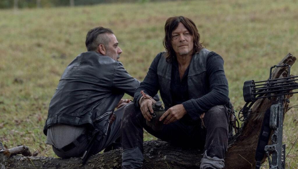 The Walking Dead fotos final