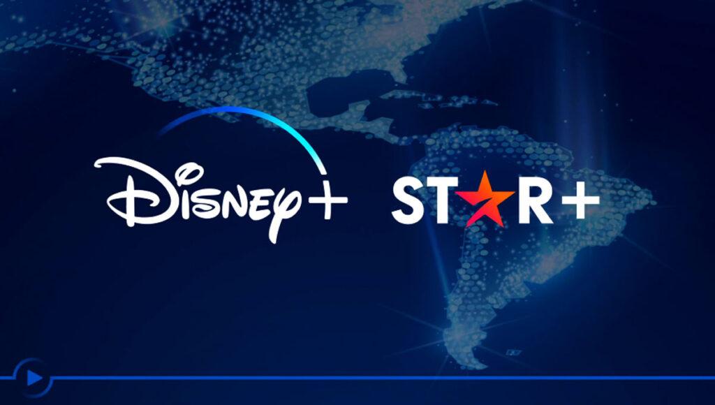 Disney Star +