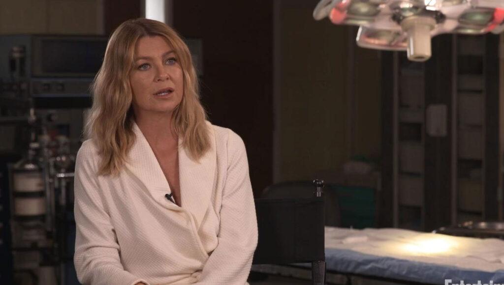 Greys Anatomy atriz rebate crítica de fãs