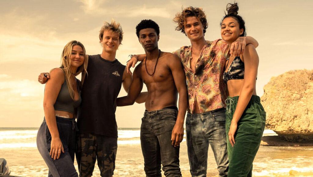 Outer Banks 3 temporada