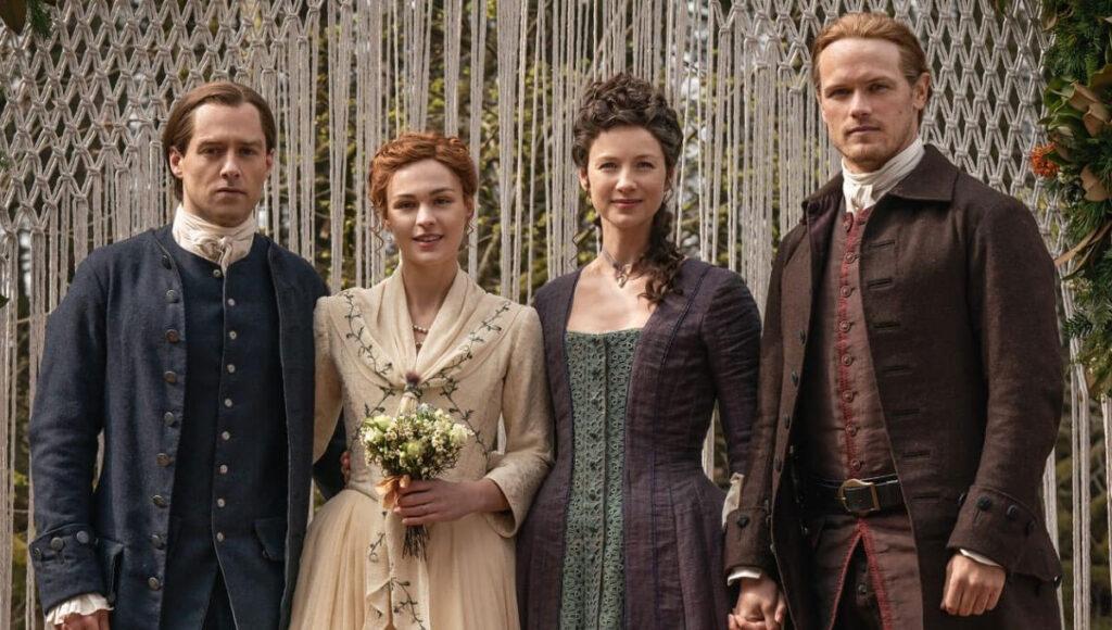 Outlander série 6 temporada