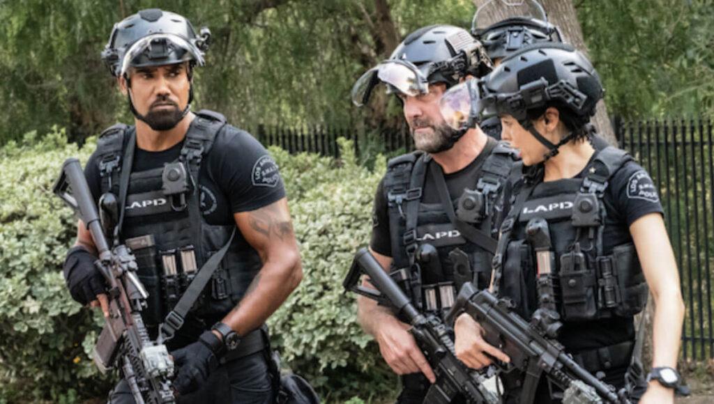 SWAT 5 temporada