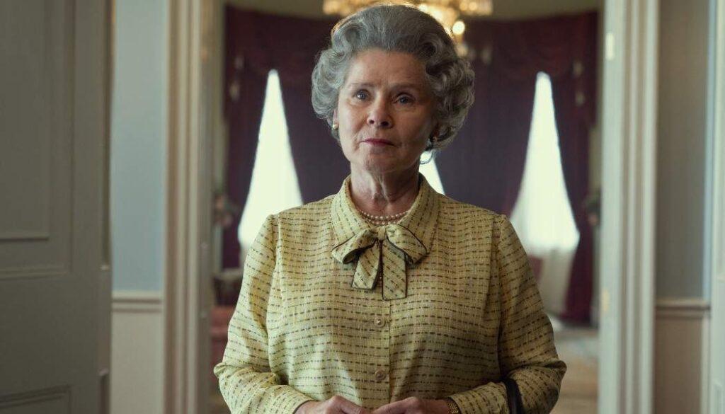 The Cown, Imelda Staunton(1)