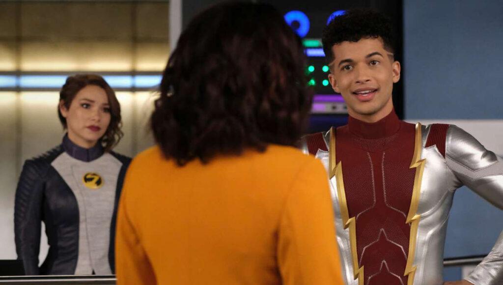 The Flash 150 episodio