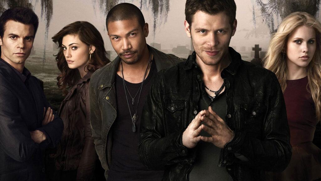 The Originals série volta