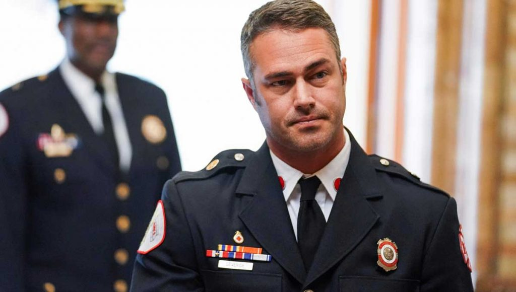 Chicago Fire Globoplay
