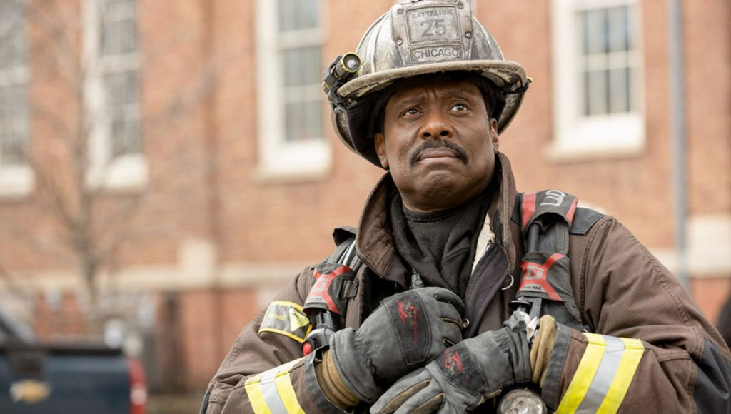 Chicago Fire 10 temporada
