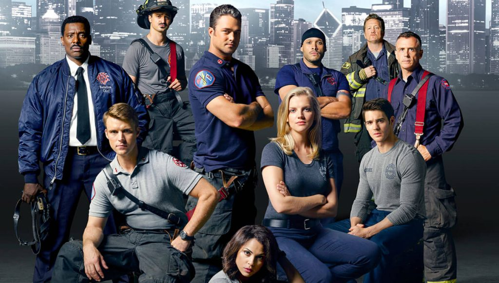 Chicago Fire volta ator 10 temporada