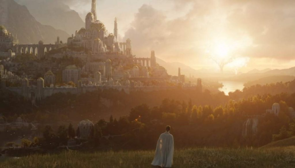 Lord of the Rings TV Series, O Senhor dos Anéis