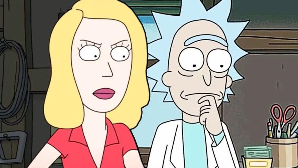 Rick & Morty 5 temporada