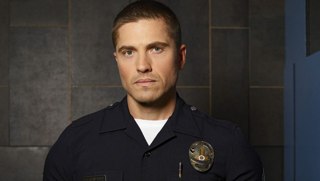 Eric Winter The Rookie