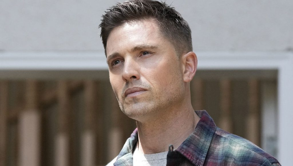Eric Winter ator The Rookie