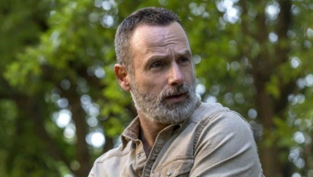 The Walking Dead Andrew Lincoln ator