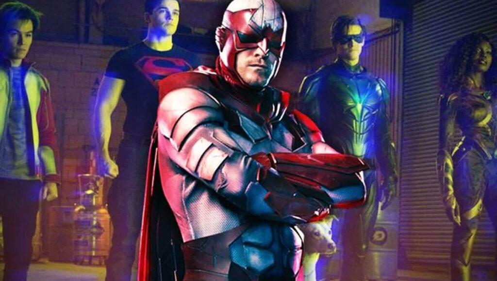 Titans 3 temporada