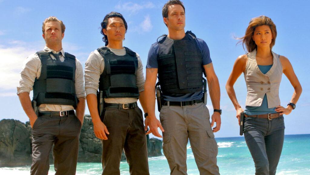 Nova Hawaii Five-0