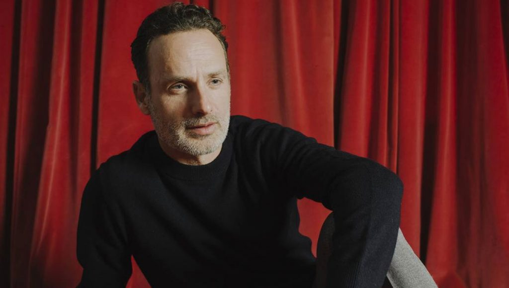 Andrew Lincoln Netflix The Walking Dead