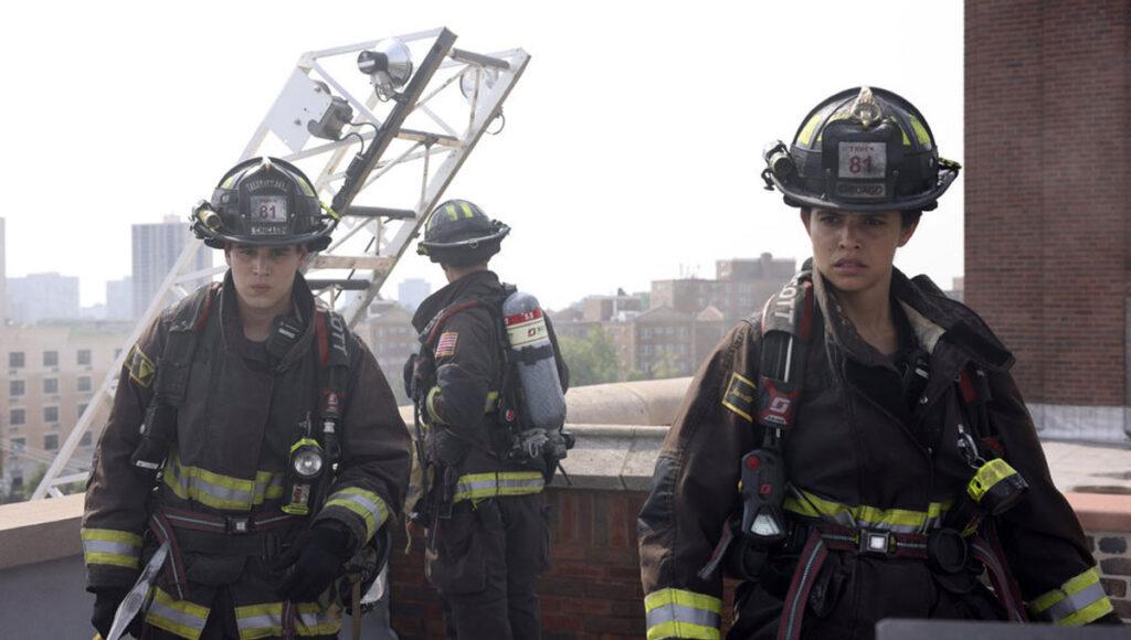 Chicago Fire volta